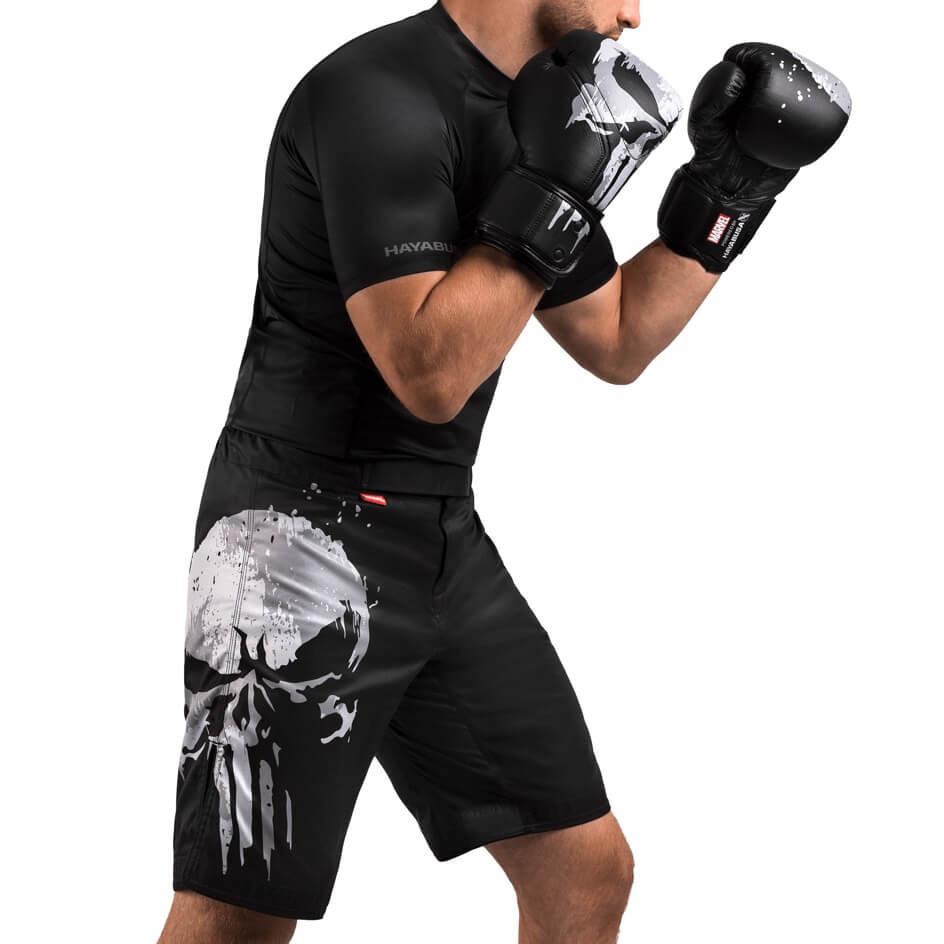 Hayabusa /'The Punisher/' Fight Shorts